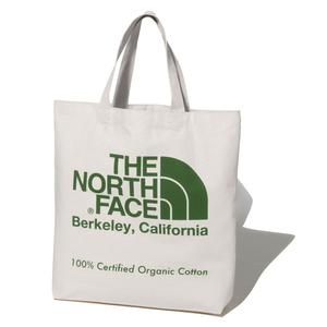 THE NORTH FACE(ザ・ノースフェイス) TNF ORGANIC COTTON TOTE(TNF オーガニック コットン トート) NM81971