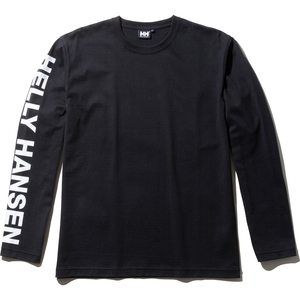 HE31958 L/S HH Letter Tee L K