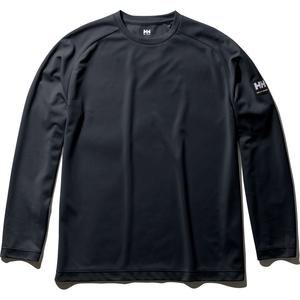 HELLY HANSEN(ヘリーハンセン) 【21春夏】M L/S Team Dry Tee(ロングスリーブ チーム ドライ ティー)メンズ HH31950