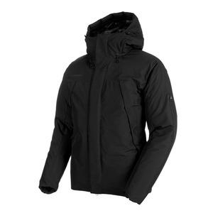 【送料無料】MAMMUT(マムート) Crater SO Thermo Hooded Jacket AF Men's L 0001(black) 1011-00780