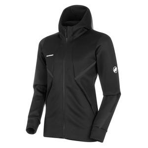 Avers ML Hooded Jacket AF Men's M 0001(black)
