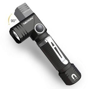 ニクロン(Nicron) 首振りLEDライト 150LM 電池式 N35
