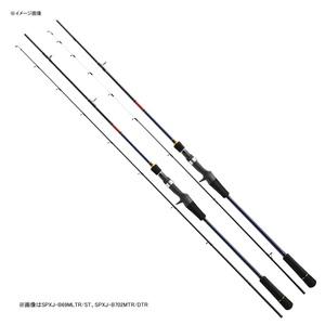 メジャークラフト ソルパラ タイラバ SPXJ-B70MHTR/DTR