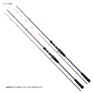 メジャークラフト ソルパラ タイラバ SPXJ-B692LTR/ST