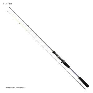 メジャークラフト ソルパラ イカメタル(鉛スッテ) SPXJ-B662HNS/ST 鉛スッテ用ロッド