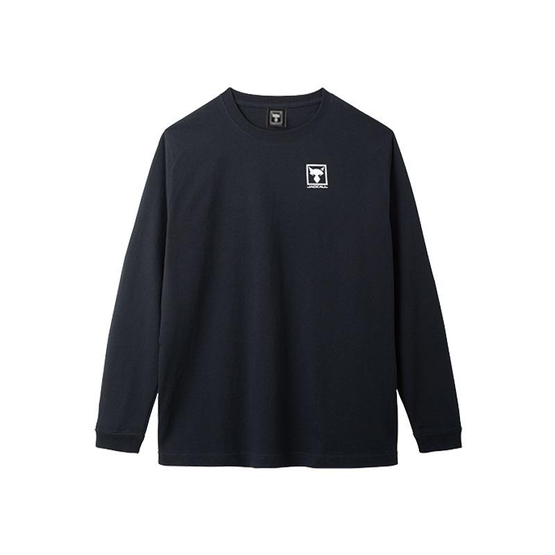 ジャッカル(JACKALL) ロングスリーブTシャツ S ブラック