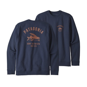 パタゴニア(patagonia) メンズ サーフ アクティビスツ アップライザル クルー スウェットシャツ 39587