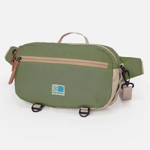 karrimor(カリマー) VT hip bag R(VT ヒップ バック R) 5.5L Olive×Pale Khaki 500847