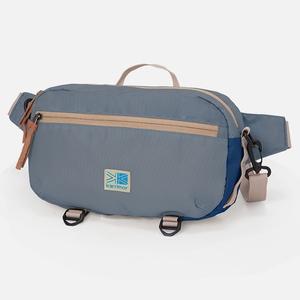 karrimor(カリマー) VT hip bag R(VT ヒップ バック R) 5.5L Sea Grey×Navy 500847