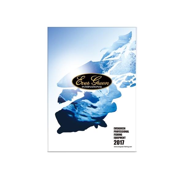 エバーグリーン(EVERGREEN) エバーグリーン2017総合カタログ(バス&ソルト) 5751019 フィッシングメーカーカタログ
