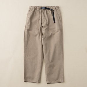 LOOSE TAPERED PANTS M CHINO