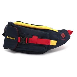 Columbia(コロンビア) POPO DASH HIP BAG(ポポ ダッシュ ヒップ バッグ) 1L 425(COLUMBIA NAVY MULTI) PU8062