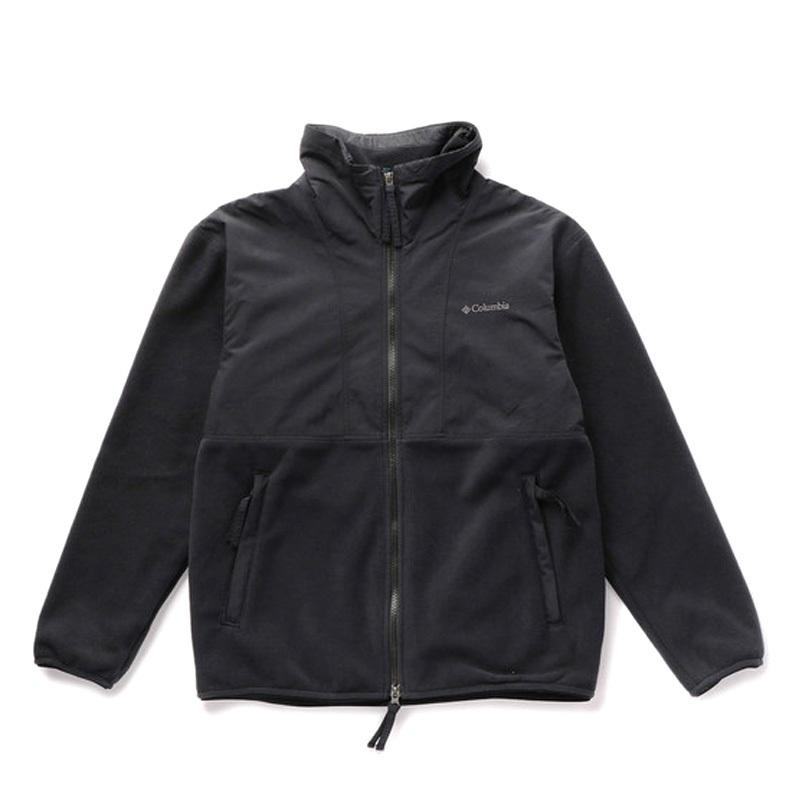 Columbia(コロンビア) ベルモント リバー フル ジップ ジャケット Men's L 010(BLACK) PM1668