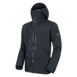 Teton HS Hooded Jacket AF Men's M 0001(black)