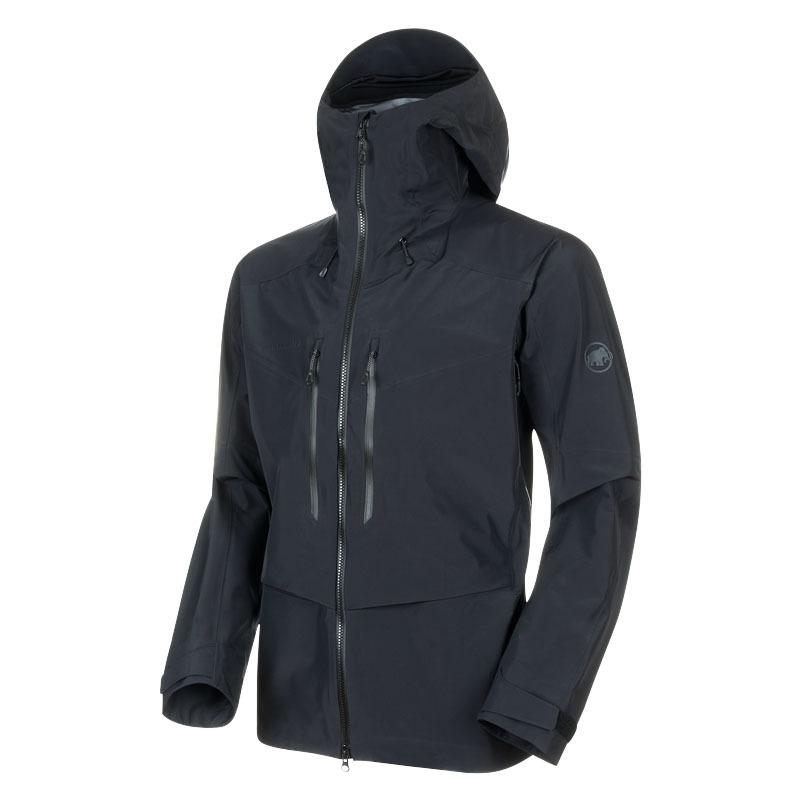 MAMMUT(マムート) Teton HS Hooded Jacket AF Men's M 0001(black) 1010-27120