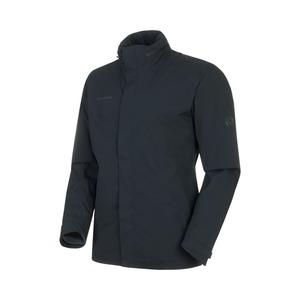 【送料無料】MAMMUT(マムート) Trovat 3 in 1 HS Hooded Jacket AF Men's L 00189(black-phantom) 1010-27310