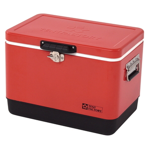 TENT FACTORY(テントファクトリー) メタルクーラースチールボックス TF-MBM29