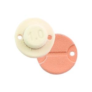 TIMON(ティモン/鮭鱒) デカブング 1g 170 Wグローオレンジ×ピンク