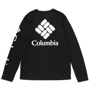 ミラー バレー ロング スリーブ グラフィック Tシャツ Men's M 010(BLACK WHITE)