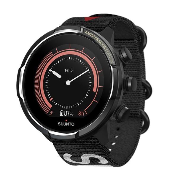 SUUNTO(スント) SUUNTO 9 G1 BARO スント9 SS050438000 トレッキング・登山用ウォッチ