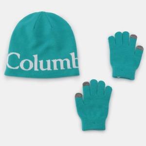 Columbia(コロンビア) YOUTH HAT AND GLOVE SET II(ユース ハット アンド グローブ セットII) CY0084