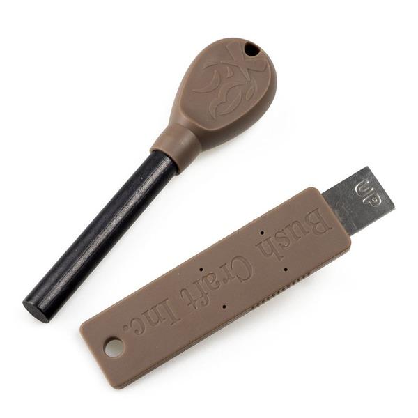 Bush Craft(ブッシュクラフト) ブッシュクラフト メタルマッチ プロ 29137 火起こし器