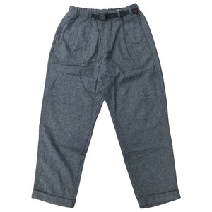 GRAMICCI(グラミチ) WOOL BLEND TUCK TAPERED PANTS GMP-010