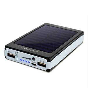 メテックス(METEX) EVERBright ソーラーパワーバンク SYHSPB-BK