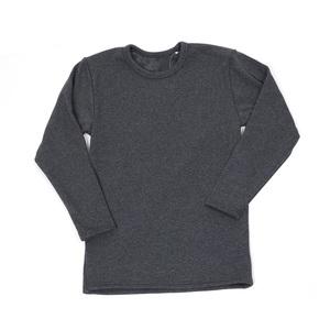 Jewel(ジュエル) 綿素材保温 裏ボア長袖丸首シャツ 102-510