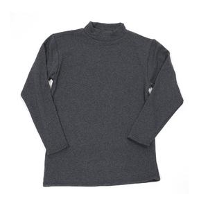 Jewel(ジュエル) 綿素材保温 裏ボア長袖ハイネックシャツ 102-512