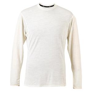 ナンガ(NANGA) メリノウール インナー ロングスリーブ Tee H1ML03F1 メンズ&男女兼用長袖アンダーシャツ