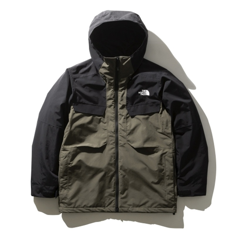 THE NORTH FACE(ザ・ノースフェイス) Fourbarrel Triclimate Jacket L NT(ニュートープ) NS61904