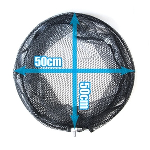 OGK(大阪漁具) ライトゲーム ラバーコーティングネット 玉枠 OG40750