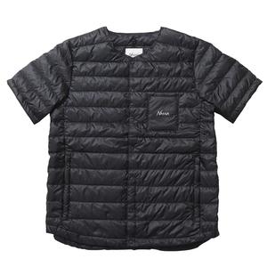 ナンガ(NANGA) DOWN T-SHIRT(ダウン Tシャツ) ダウン&中綿ベスト(メンズ&男女兼用)
