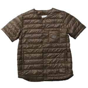 ナンガ(NANGA) DOWN T-SHIRT(ダウン Tシャツ)