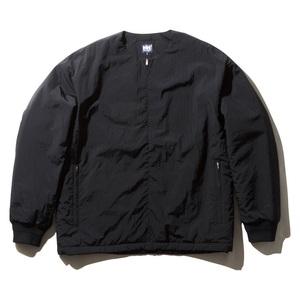 FISKA THERMO Jacket(フィスカ サーモ ジャケット) Men's L K(ブラック)
