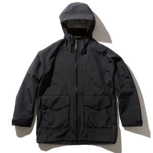 TRONDHEIM RAIN JACKET(トロンハイム レイン ジャケット) MEN'S L K(ブラック)