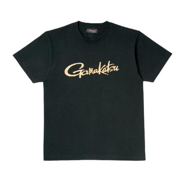 がまかつ(Gamakatsu) Tシャツ(筆記体ロゴ) GM-3576 53576-15-0 フィッシングシャツ