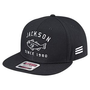 ジャクソン(Jackson) スナップバックキャップ Baseball CAP Collegefish 帽子&紫外線対策グッズ