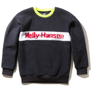 HELLY HANSEN(ヘリーハンセン) FIBERPILE ジャガード ロゴクルー HH51963