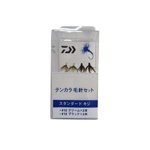 ダイワ(Daiwa) テンカラ毛針セット スタンダードキジ 07318031