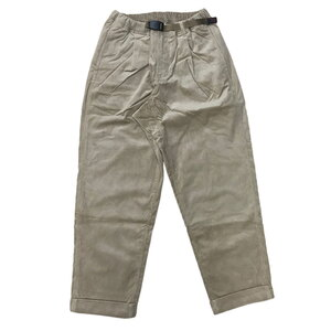 GRAMICCI(グラミチ) CORDUROY TUCK TAPERED PANTS GMP-020
