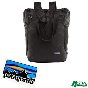 【送料無料】パタゴニア(patagonia) ステッカープレゼント!ウルトラライト ブラックホール トートパック 27L BLK 48809