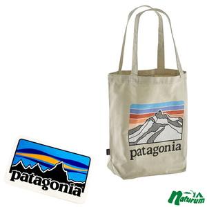 パタゴニア(patagonia) ステッカープレゼント!マーケットトート 59280