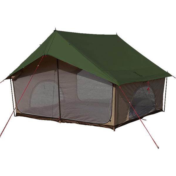 DOD(ディーオーディー) エイテント T5-668-KH アルパインドームテント