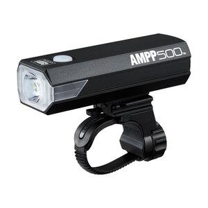 キャットアイ(CAT EYE) HL-EL085RC 充電式ヘッドライト 最大500ルーメン AMPP500 HL-EL085RC #534-0851