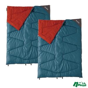 ロゴス(LOGOS) ミニバンぴったり寝袋・-2(冬用)×2【お買い得2点セット】 R12AF020