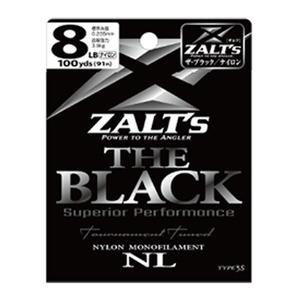 ラインシステム ZALT's THE BLACK(ザルツ ザ ブラック) ナイロン 91m 3号/12LB ゴールド Z3012A
