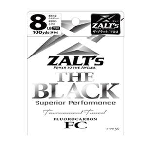 ラインシステム ZALT's THE BLACK(ザルツ ザ ブラック) フロロカーボン 82m Z3116B
