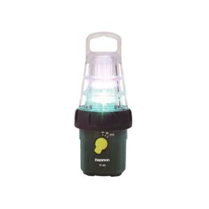 ハピソン(Hapyson) 乾電池式高輝度LED水中集魚灯 最大500ルーメン 単一電池式 YF-501 UVライト&畜光器